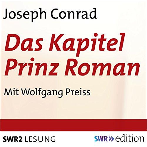 Das Kapitel Prinz Roman cover art