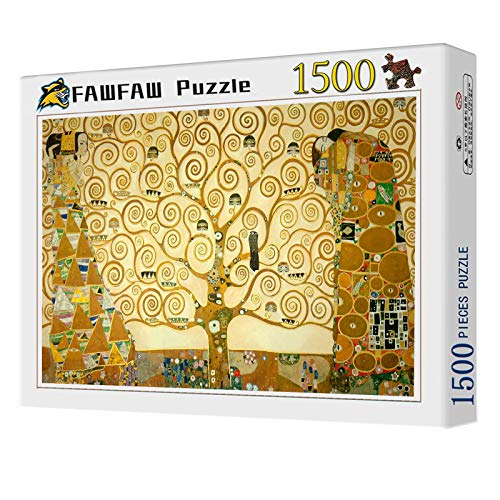 Puzzles  El Arbol De La Vida Gustav Klimt