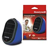 Honeywell HCE100LE4 HCE100RE4 Mini-Heizgerät blau