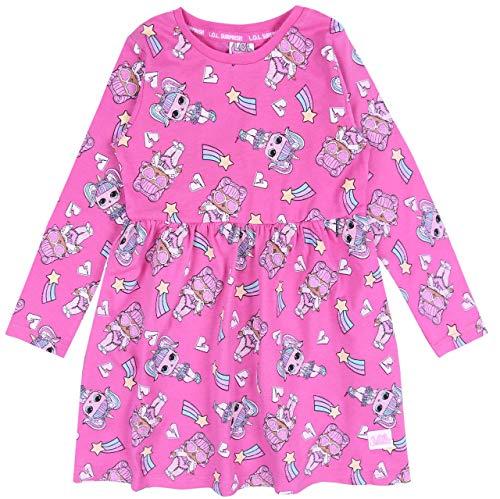 sarcia.eu roze jurk L.O.L. Surprise