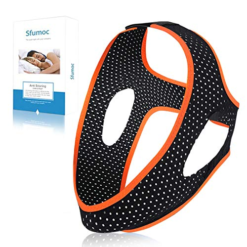Anti Snoring Chin Strap for CPAP Users-Effective Stop Snoring -Comfortable Snore Stopper