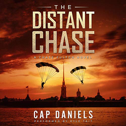 The Distant Chase audiobook cover art