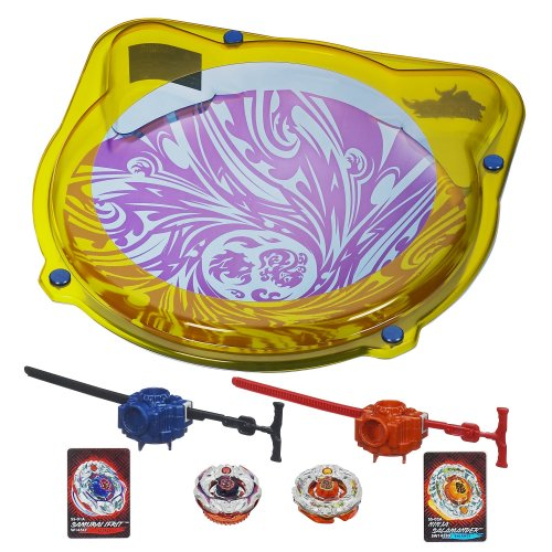 Beyblade Samurai Cyclone Battle Set by...
