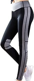 Women's High Waist Yoga Pants Tummy Control Sport Tights Fitness Gym Leggings