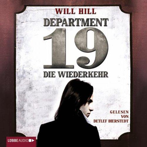 Department 19: Die Wiederkehr Titelbild