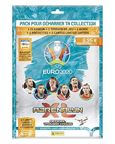PANINI ROAD TO UEFA Euro 2020 ADRENALYN XL classeur binder classeur NEUF