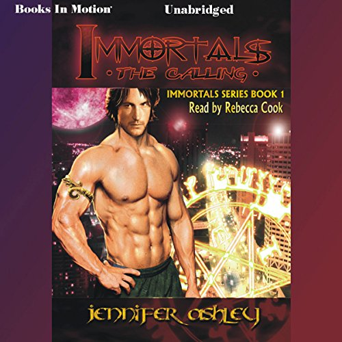 Immortals: The Calling audiobook cover art