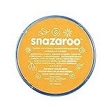 Snazaroo - Colore Per Viso 18ml Giallo Ocra