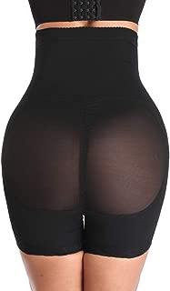 TOPMELON Women's Shapewear Waist Trainer Butt Lifter Body Shaper Thigh Slimmer