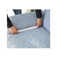 WYBB Espuma antideslizante para funda de sofá elástica, varilla de espuma elástica para funda de sofá, funda de sofá, espuma antideslizante para sillón relax en forma de L, 14 unidades