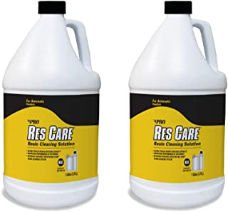 Pro Products ResCare RK02B All-Purpose Water Softener Cleaner Liquid Refill, 1 Gallon, 2 Pack