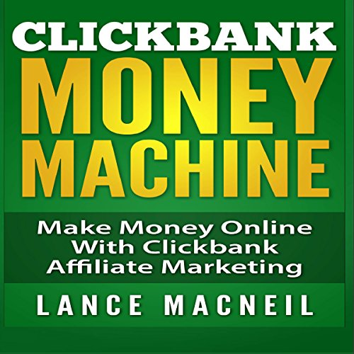 ClickBank Money Machine cover art