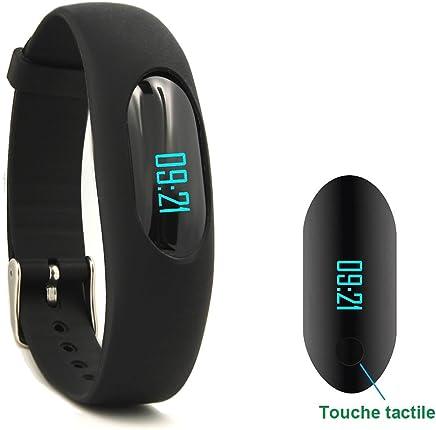 Willful Podometre Montre Bracelet Non Connecté pour Femmes Homme Enfant Etanche IP67 Fitness Tracker Simple Sport