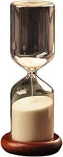 FEELING WELL 30 Minutes Novelty Hourglass Sand Clock Timer Office Desk Christmas Birthday Gift