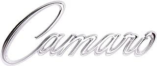 1968 camaro fender emblem