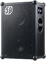 SOUNDBOKS 2 BLACK EDITION - Enceinte d'extérieur portative sans fil (Bluetooth) - Son puissant (122db) - Ultra-longue...