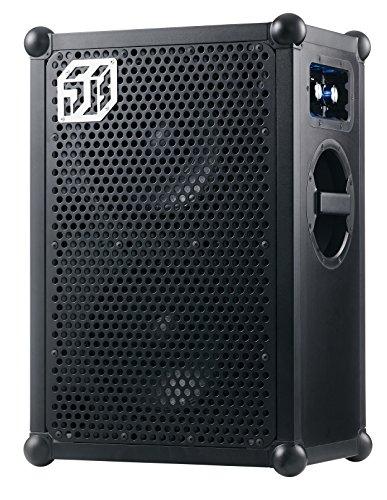 SOUNDBOKS 2 tragbarer Bluetooth Partylautsprecher (122db Lautstärke, robustes Gehäuse, 40h durschschnittliche Akkulaufzeit) - Black Edition