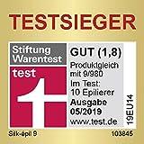 Braun Silk-épil Beauty-Set9 Deluxe kabellose Haarentfernung– Epilierer, Rasierer, Peeling - 3