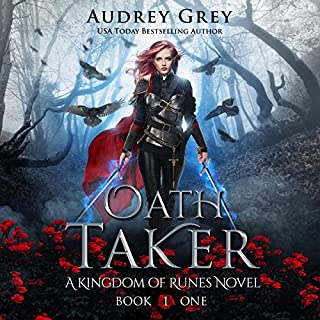 Oath Taker cover art