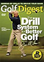 Golf Digest: Drill System for Better Golf - Jim McLean DVD -2PK