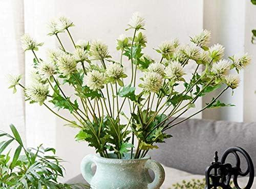 Artificial and Dried Fashion Flower Eryngium 3head Fashion 10pcs Foet