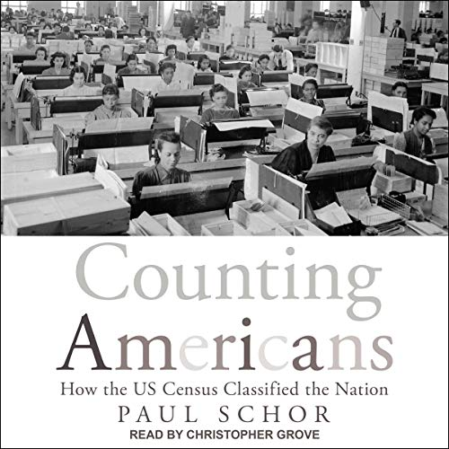 Counting Americans cover art