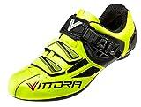 Vittoria Unisex-Adulto Speed-U, amarillo (Fluorescente), 39 EU