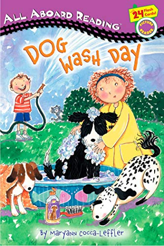 Dog Wash Day: All Aboard Picture Readerの詳細を見る