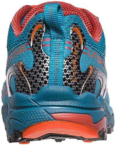 La Sportiva Falkon Low 36-40, Zapatillas de Senderismo para Mujer, Multicolor (Tropic...