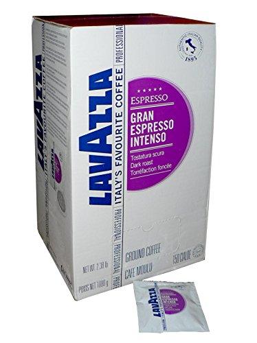 Lavazza Gran Espresso Intenso, Single Dose Pods (Pack of 150)