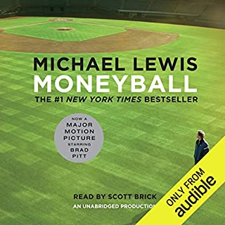 Moneyball     The Art of Winning an Unfair Game              Auteur(s):                                                                                                                                 Michael Lewis                               Narrateur(s):                                                                                                                                 Scott Brick                      Durée: 10 h et 26 min     35 évaluations     Au global 4,9