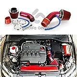 Madlife Garage Universal Car Cold Air Intake Filter Induction Kit Pipe Hose System
