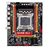 ACD Fit For Kllisre X79 CHIPSET Placa Base Combo Fit For Kit Set Xeon E5 2640 LGA 2011 4pcs X 4GB = 16GB 1333 DDR3 ECC Reg Memoria