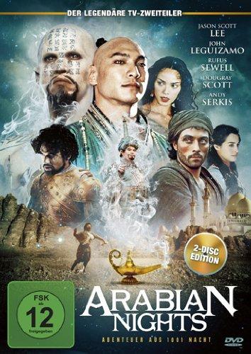 Arabian Nights - Abenteuer aus 1001 Nacht [Special Edition] [2 DVDs]