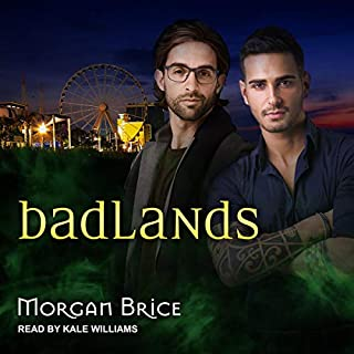 Badlands     Badlands, Book 1              By:                                                                                                                                 Morgan Brice                               Narrated by:                                                                                                                                 Kale Williams                      Length: 8 hrs and 20 mins     81 ratings     Overall 4.6
