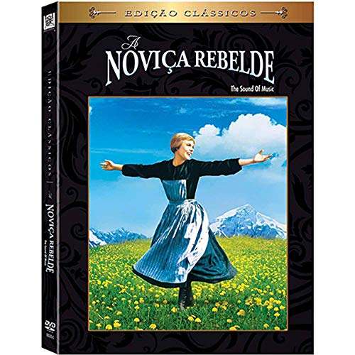 A Noviça Rebelde [Dvd]