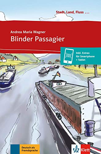 Blinder Passagier - Libro + audio descargable (Colección Stadt, Land, Fluss)