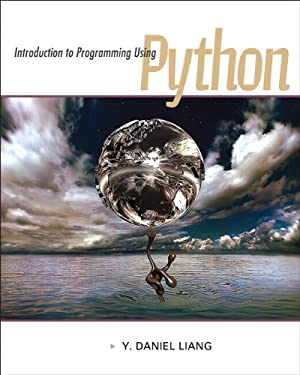 Introduction to Programming Using Python plus MyLab Programming with Pearson eText -- Access Card