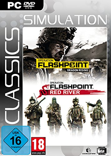 Operation Flashpoint - Dragon Rising + Red River