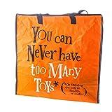 Bright Side Toy Bag 'Toys toys toys' Large storage bag
