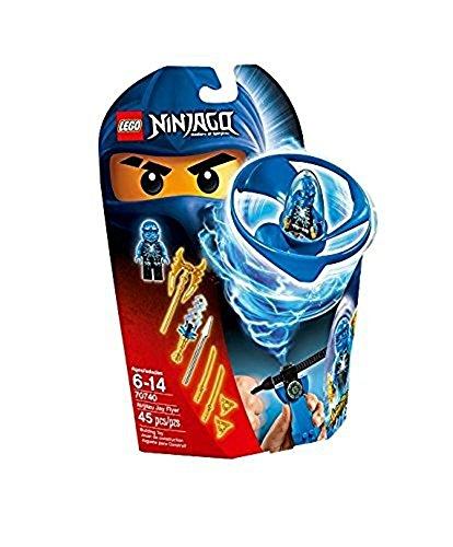 LEGO Ninjago 70740 - Airjitzu Jay