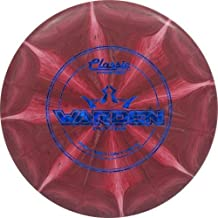Dynamic Discs Classic Blend Burst Warden Putter Golf Disc [Colors May Vary]
