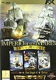 Imperio De Los Mares Anthology Premium (3 Juegos)