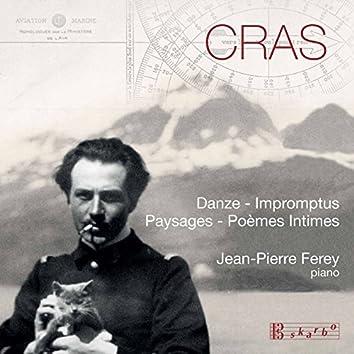 Cras: Piano Works