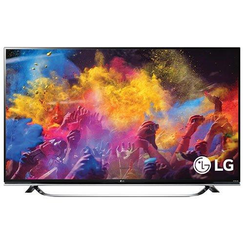 LG Electronics 65UF8500 65-Inch 4K Ultra HD 3D Smart LED TV (2015 Model)