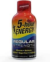 5 Hour Energy Shot Pomegranate- 24 Pack of 2 Ounce Bottles