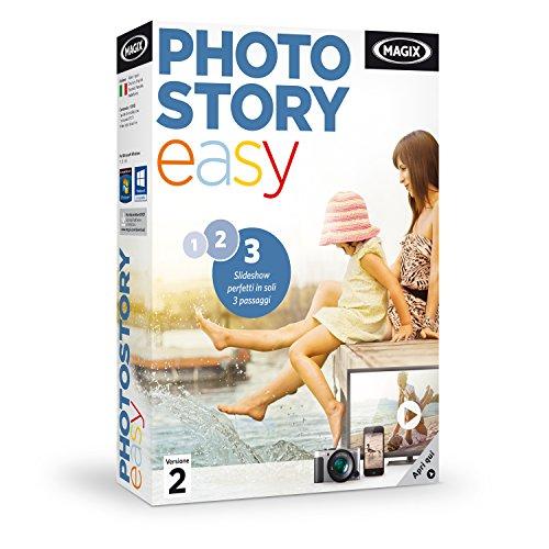 MAGIX Photostory Easy Editore Foto/Media, Seconda Versione