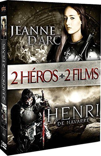 Jeanne D Arc/Henri De Navarre (2 Dvd) [Edizione: Francia]
