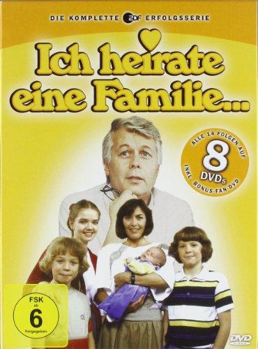 Box (alle 14 Folgen auf 8 DVDs, inkl. Bonus Fan-DVD)