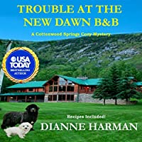 Trouble at the New Dawn B & B (Cottonwood Springs Cozy Mystery)